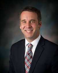 A headshot of Derek Lord, the Economic Development Director of the City of Ankeny.