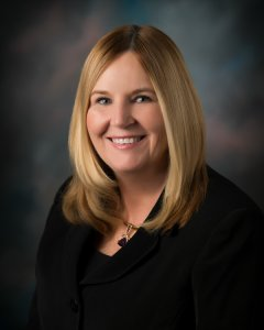 Headshot of Julie C. Todtz, President and CEO of the Ankeny Chamber