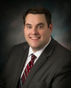Headshot of Jeff Baxter, Business Services Chairman on the Executive Board.