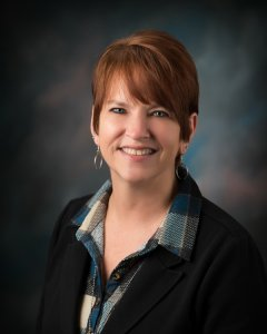 Headshot of Julie Mangels, Secretary/Treasurer of the Ankeny Board.