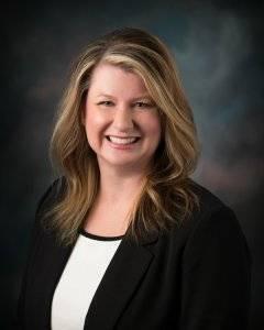 Headshot of Patti Hood, the 1st Vice Chairman on the Executive Board.