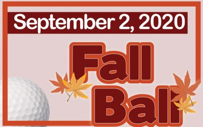 Fall Ball Golf Outing