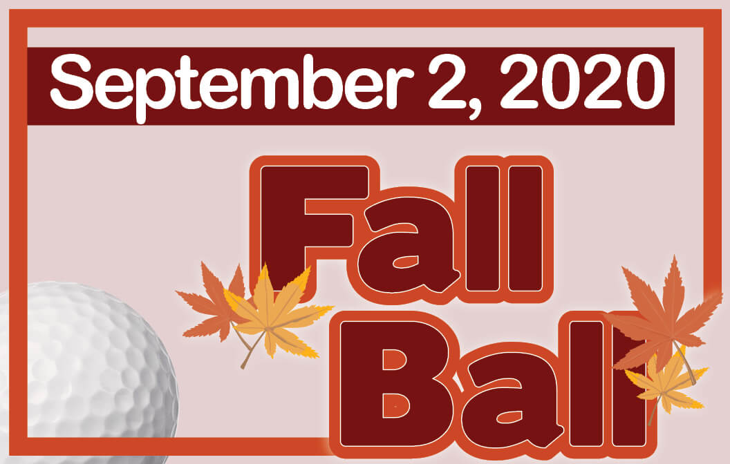 Fall Ball Golf Outing
