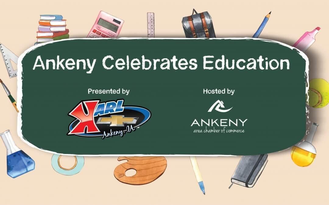 Ankeny Celebrates Education